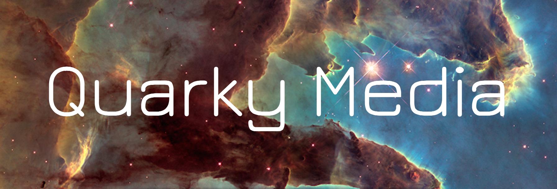 Quarky Media banner